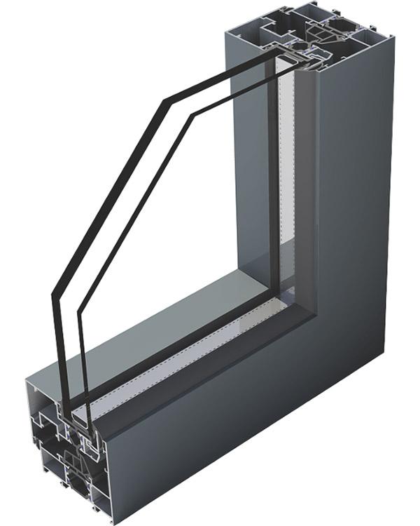 Simar-Fabricante-Aluminio-Portas-PVC--Aluminio-Sistema de Batente RTA-Advance