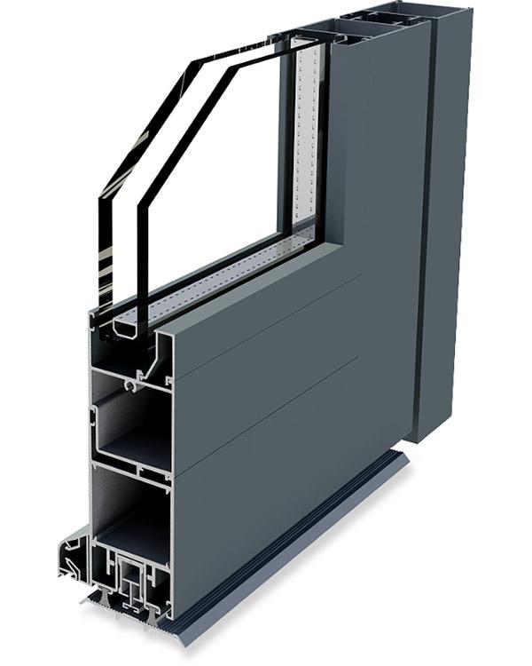 Simar-Fabricante-Aluminio-Portas-PVC--Aluminio-Sistema-Batente- PRE-500