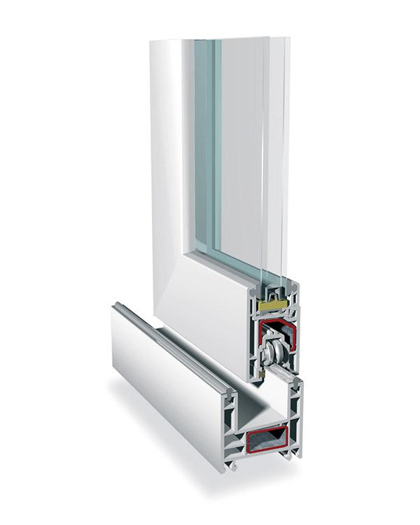 Euro-Design Slide, PVC – Simar Fabricante – Portas, Janelas, PVC, Aluminio